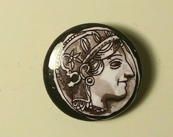 Button of Athena