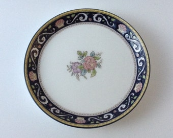 Vintage Wedgwood Runnymede Bone China Pin Dish