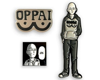 One Punch Man 3-Pack