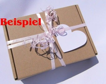 Gift Box packing box box gift Boxes Packaging Package Brown