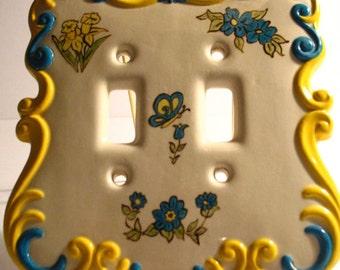 Ceramic Light Switch