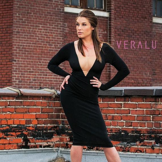 VERALU Illusion dress