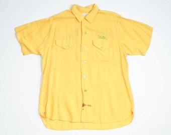 VINTAGE - Bowling shirt