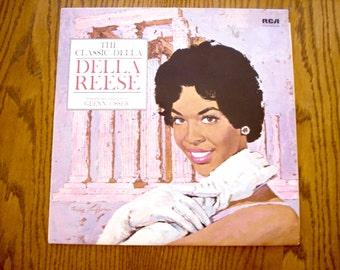 Della Reese, The Classic Della Vinyl L.P.1962