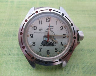 Watch ussr Vostok Wostok Ship