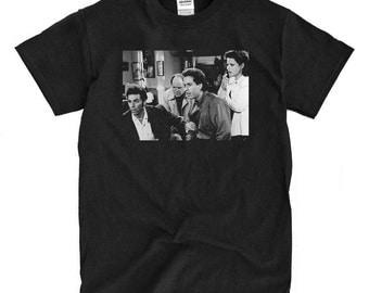 Seinfeld - Black T-shirt