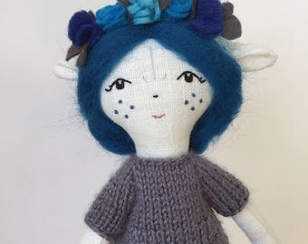 Sale | Bea elf doll | handmade doll