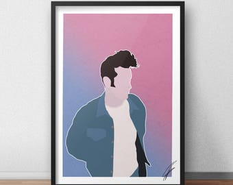 Morrissey INSPIRED Print / Poster