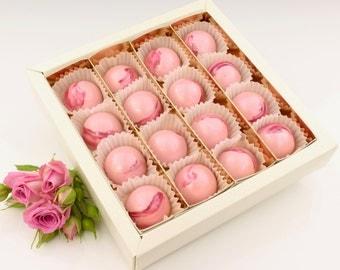 Champagne Bonbons - Box of 16