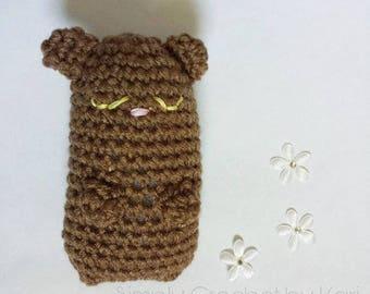 Sleepy Bear Pattern
