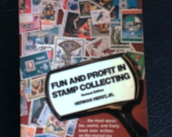 W0W Fun and Profit in Stamp Collecting, Revised Edition, Herman Herst Jr.