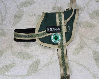Custom Service Vest