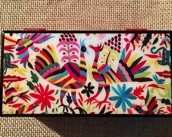 Otomi jewelry box