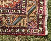 Vintage Persian Rug, Hand...