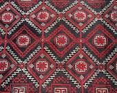 Vintage Persian Rug Baluc...