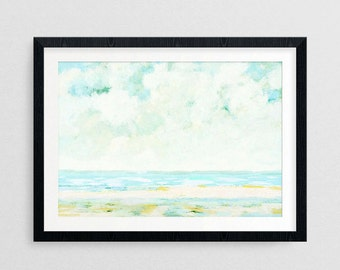 Tidal Flats- Coastal Decor- Coastal Gifts- Beach Gifts- Prints for Decor- Beach Decor- Beach Art- Coastal Art-
