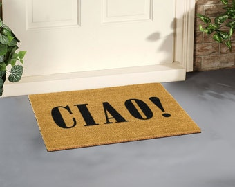 CIAO doormat - 60x40cm - Quirky doormat