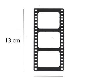 Film strip Die Cuts 96 units