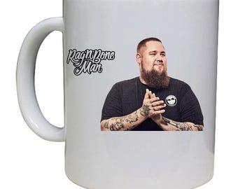 Rag and Bone man-Tea/Coffee Mug