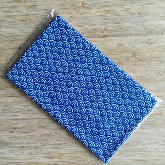 Kendo Tenugui, Japanese Cotton Tenugui - Traditional Waves Design from Kendo Girl