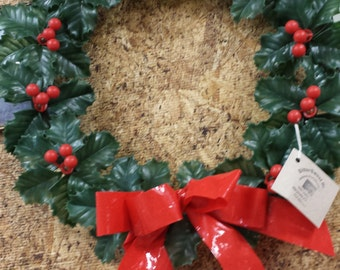 Vintage 1950's Christmas Wreath