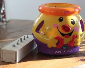Circuit Bent Cookie Jar