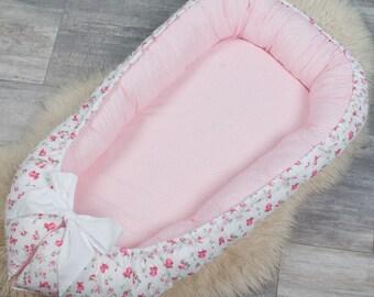 Awesome Baby Nest for newborn, babynest, sleep bed, cot, snuggle nest, baby nest pattern, sleep nest, pod, co sleeper
