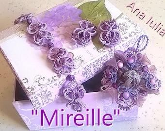 Mireille - Ankars Tatting set