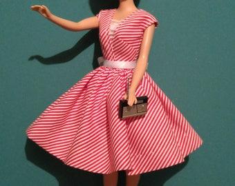 The Peppermint Twist dress