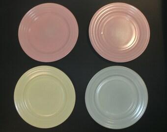 Hazel Atlas Moderntone dinner plates