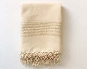 Moroccan Bath Towel Peshtemal - Hammam Towel