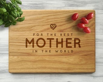Mothers Day Gift Best Mom Gift for Her Gift for Mom Personalized Cutting Boards Mother's Day Gift Mom Gifts Mom Birthday Gift Mother Gift