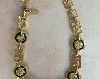 Original Gianni Versace Medusa chain/necklace