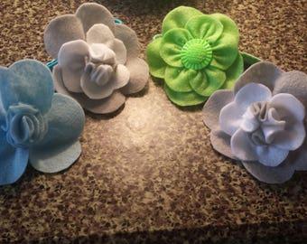 Large Flower Headbands