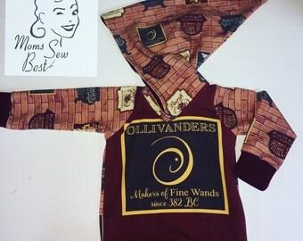 Size 18-24 months Ollivander's Wizard Hoodie
