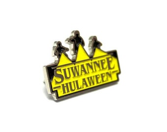 2016 Official Hulaween 'Stranger Things' Pin - Music Festival