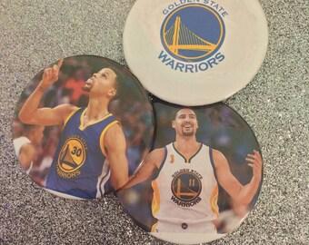 GS Warriors Pins