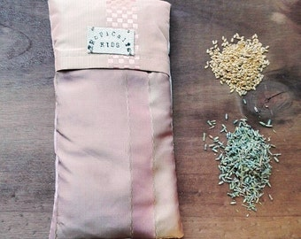 Pad eye relaxation / / / lavender Savasana eye pillow