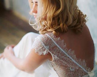 "Wedding dress ""Miracle"""