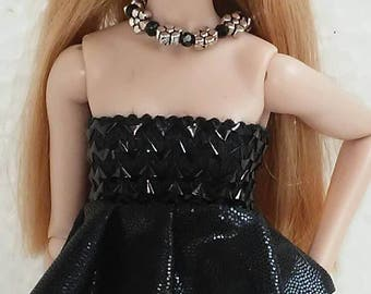 12 inch doll fashion outfit one size Fit's all!