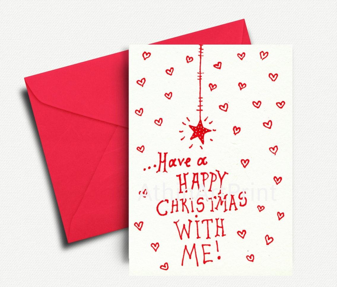 Printable Merry Christmas Cards Zrom