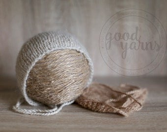 Sally Bonnet - Newborn Photography Props