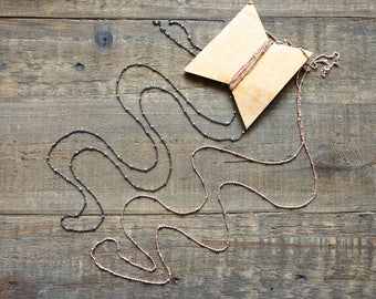 Two tone sterling silver oxidized chain. Two tone sterling silver rose gold chain (plated). Sterling silver fancy delicate chain BY FOOT.