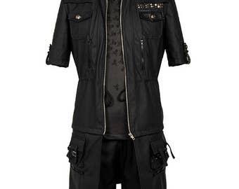 Final Fantasy XV FF15 Noctis Lucis Caelum Noct Cosplay Costumes
