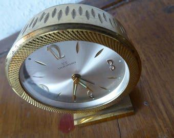 Ducado Jasper timer clock alarm clock vintage mid century gold
