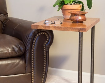 C Table // End Table// Coffee Table // Side Table // High Quality // Built to Last