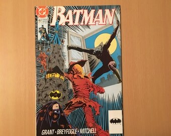 Batman (1940) #457 FN First Tim Drake as Robin