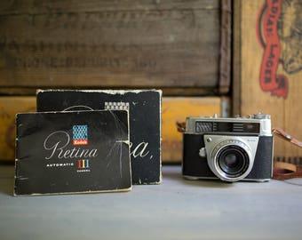 Retina III Kodak Camera