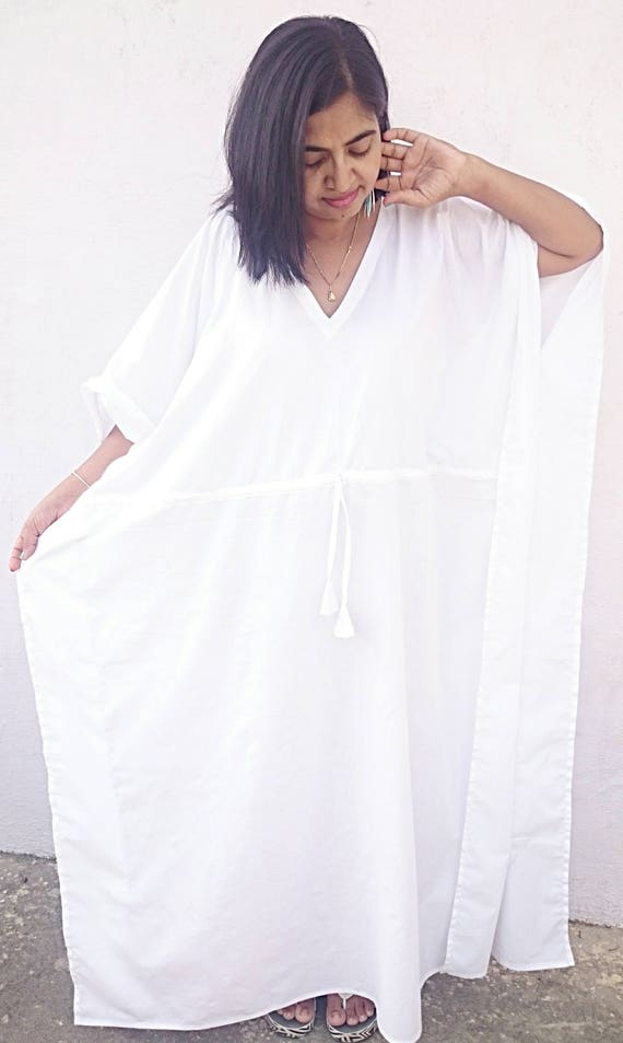 50% SALE maternity robe white Birthing gown labor delivery