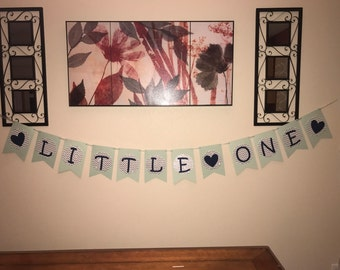 Little One Banner
